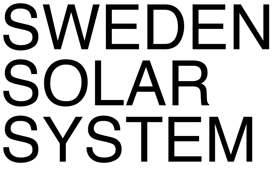 Directions And Map Sweden Solar System - Sweden map directions